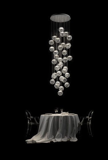 Kelly Cluster by Studio Italia Design | Suspended lights
