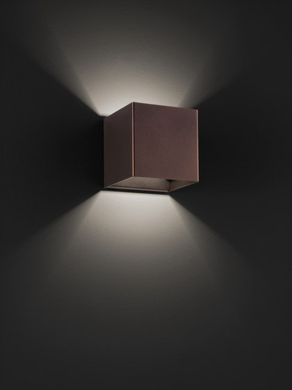 Laser Cube by Studio Italia Design | Wall lights