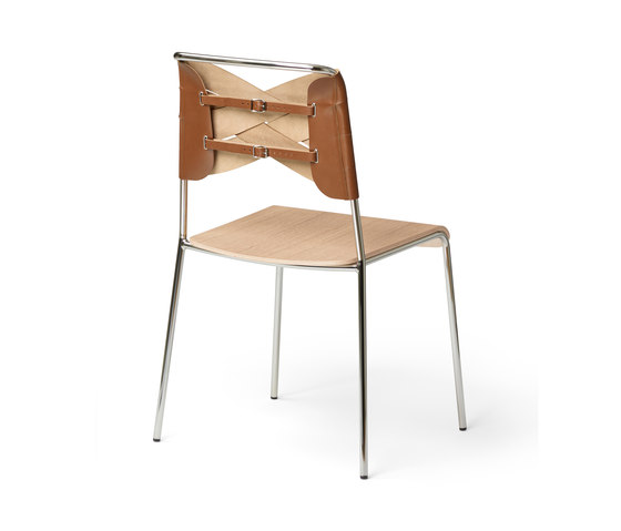 Torso Chair by Design House Stockholm | Restaurant chairs