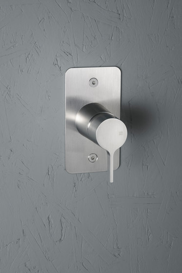 Volcano | Wall mounted mixer by Quadro | Shower controls