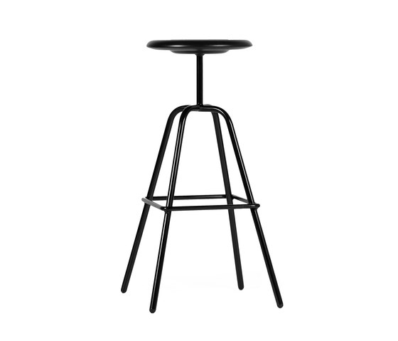 Herrenberger stool by Atelier Haußmann | Bar stools