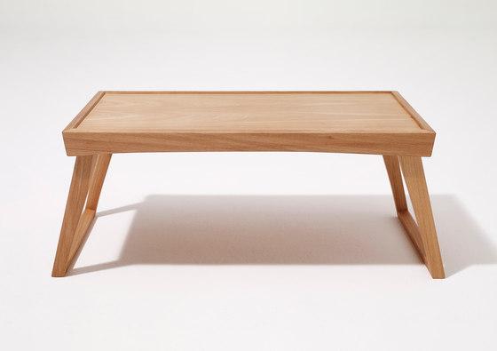 Désirée bed tray table de Sixay Furniture | Bandejas