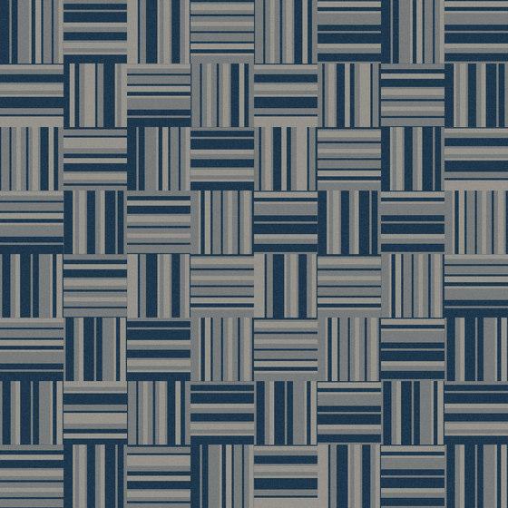 Rawline Scala Denim Stripe rfm52952514 by ege | Carpet tiles