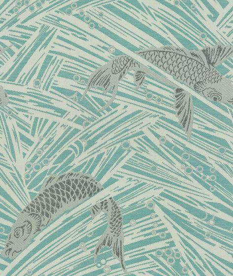 Koi MD104B05 by Backhausen | Drapery fabrics