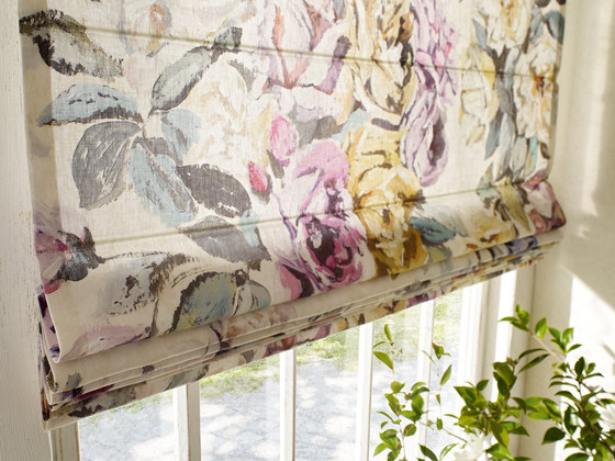 Roman Shade | REPRISE by LEHA | Cord operated systems