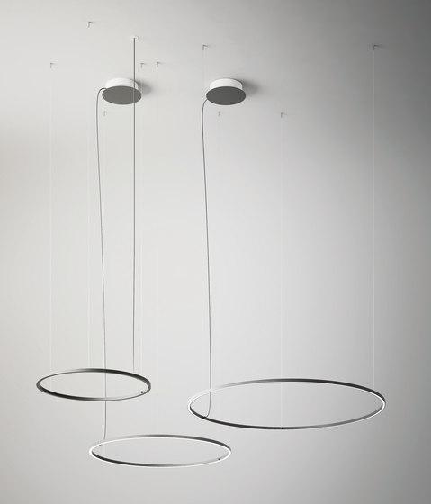 U-Light de Axolight | Lámparas de suspensión