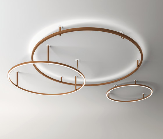 U-Light ceiling lamp by Axolight | Ceiling lights
