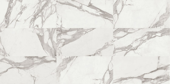 Marstood | Marble 01 | Statuario | 60x120 matt by TERRATINTA GROUP | Ceramic tiles