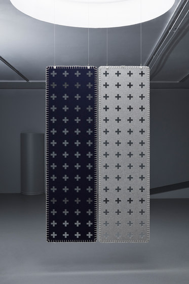 Combo Cross by Abstracta | Space dividing systems