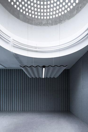 Scala de Abstracta | Suspensions acoustiques