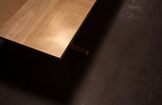 Trappist MTM Table by Heerenhuis | Dining tables