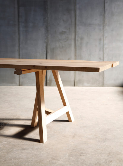 Trestle MTM Table by Heerenhuis | Dining tables