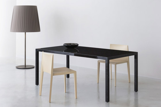BK | dining black by By interiors inc. | Dining tables