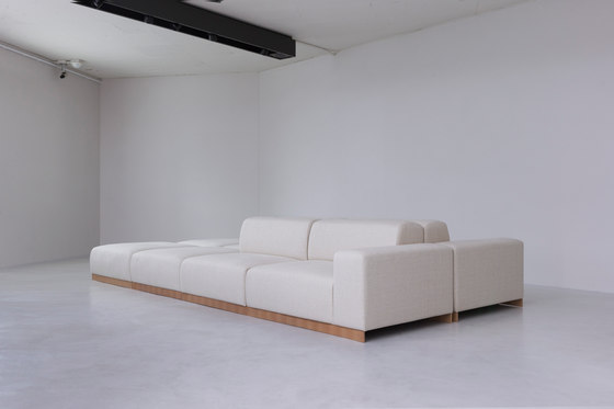 FRONT | sofa by By interiors inc. | Sofas