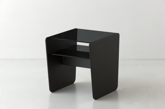 SLED | side table by INTERIORS inc. | Side tables