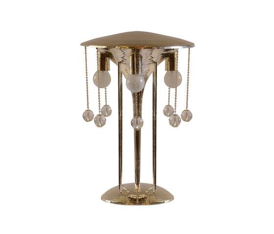 Hammered table lamp de Woka | Luminaires de table