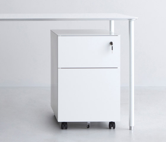 TEE | drawer by By interiors inc. | Pedestals