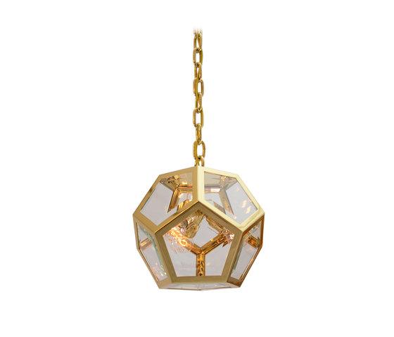 Knize Symmetric-35 pendant lamp de Woka | Iluminación general