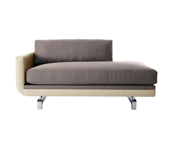 Stephanie Chaise di Douglas Design Studio | Chaise longue
