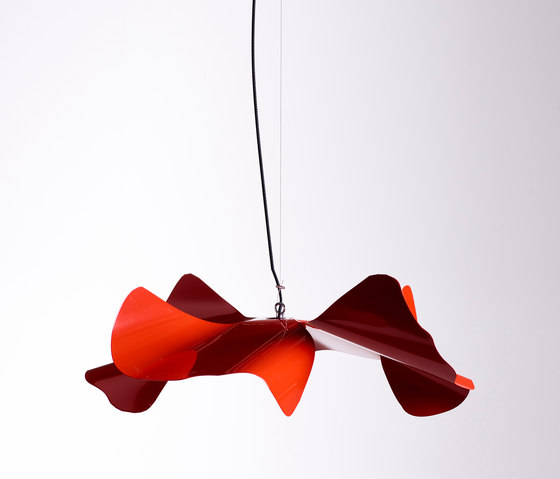 Papavero Raggiante ceiling lamp by Opinion Ciatti   Suspended lights