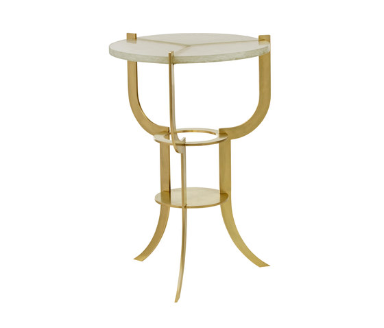 Aria Trifurcated Side Table by Douglas Design Studio | Side tables