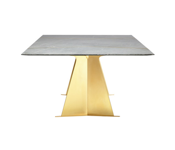 Aaron Dining Table by Douglas Design Studio | Dining tables