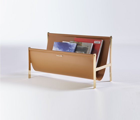 Portariviste newspaper holder by Opinion Ciatti | Magazine holders / racks