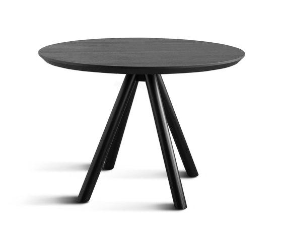Aky contract table 0098-4 de Trabà | Mesas comedor