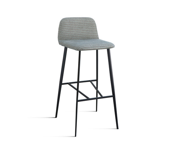 Bardot Stool Met 0032 by Trabà | Bar stools