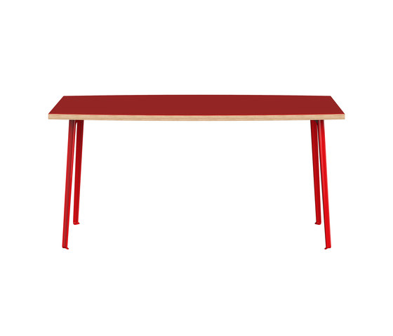 Canteen linoleum table de Faust Linoleum | Tables de repas