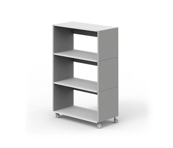 Plusminus shelf de Faust Linoleum | Systèmes d'étagères