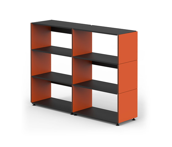 Plusminus shelf de Faust Linoleum | Étagères