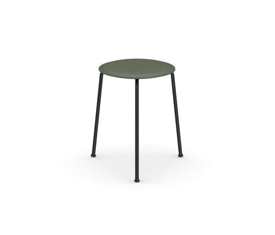 Ravioli stool S de Faust Linoleum | Tabourets