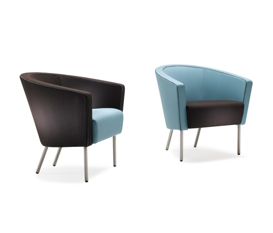 Boat Armchair de Stouby | Sillones lounge