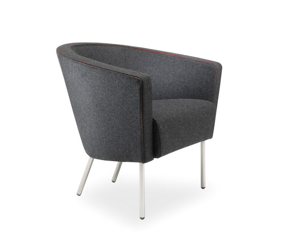 Boat Armchair by Stouby | Lounge chairs