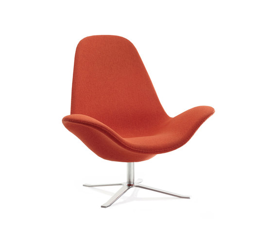 Concord high Armchair by Stouby | Armchairs
