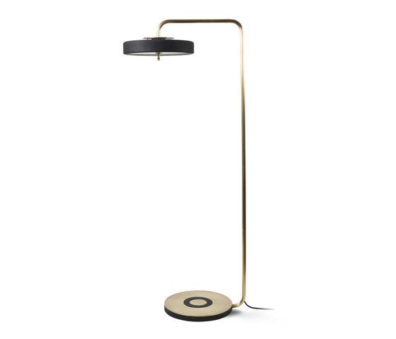 Revolve Floor Light de Bert Frank | Lámparas de pie