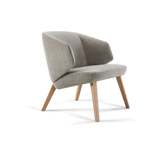 Back me Up Lounge by Montis | Armchairs