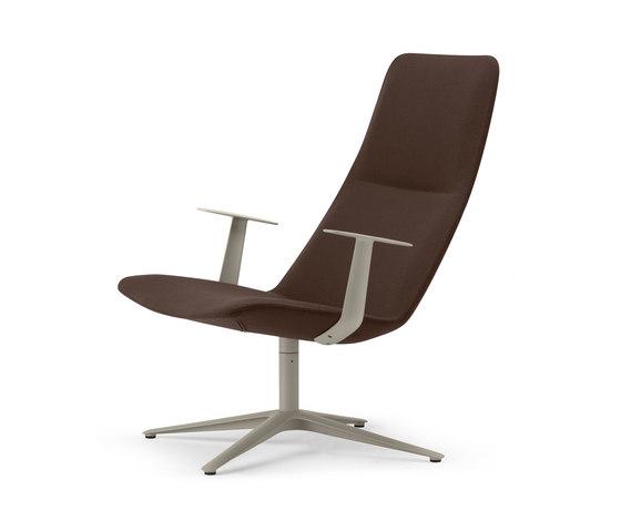 slim lounge high - 818 von Alias   Sessel