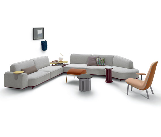 Arcolor Sofa by ARFLEX | Modular seating systems