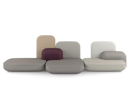 okome 008 by Alias | Modular seating systems