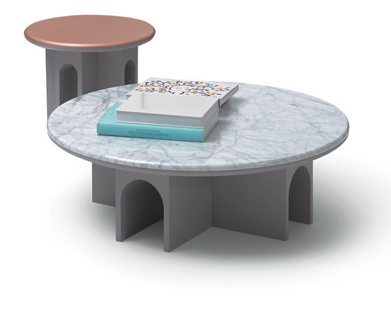 Arcolor Small Table by ARFLEX | Lounge tables