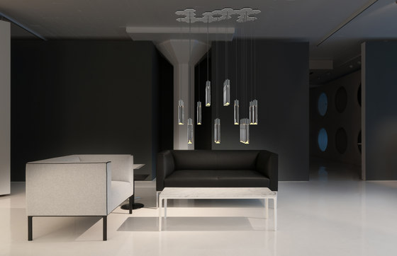 P1C Configurate by Archilume | Suspended lights