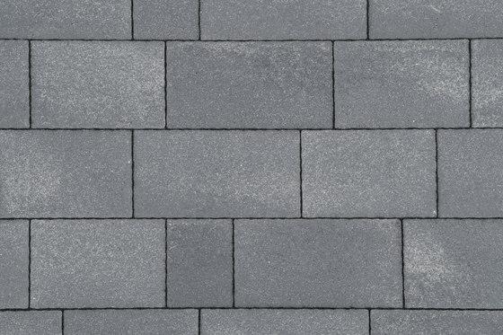Urbino Vulcan grey, grained di Metten   Pannelli cemento