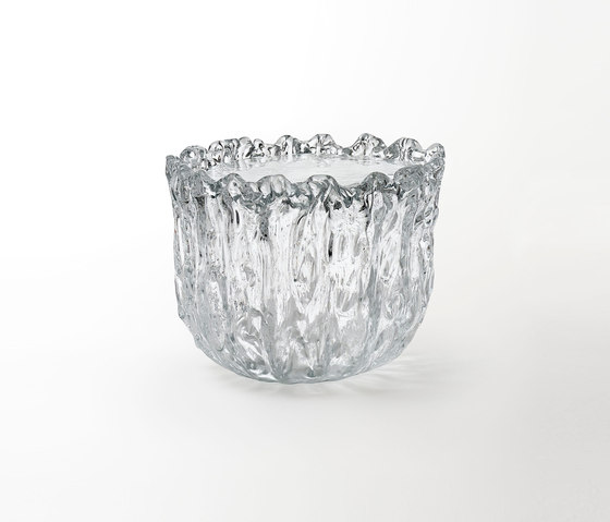 Fountain by Glas Italia | Side tables