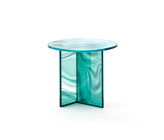 Liquefy by Glas Italia | Side tables