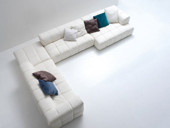 Strips Ecksofa von ARFLEX | Sofas