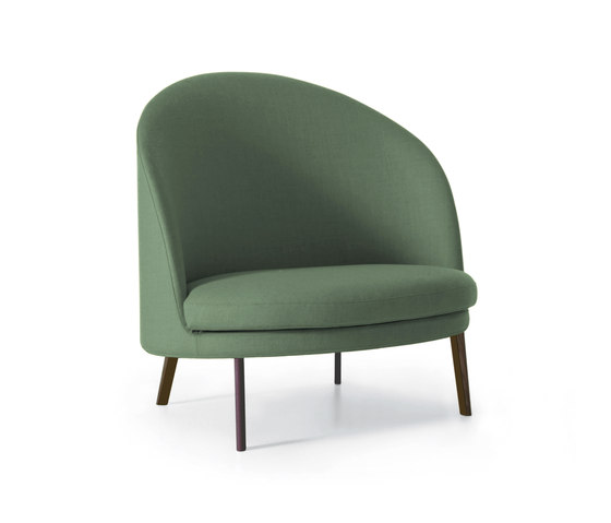 Jim by ARFLEX | Lounge chairs