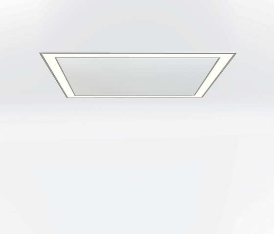 p.quiet by planlicht | Recessed ceiling lights