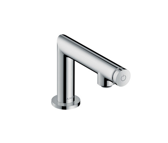 AXOR Uno Select pillar tap without waste set by AXOR   Wash basin taps